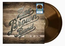 ZAC BROWN BAND - GREATEST HITS SO FAR; Limited Edition 2LP Walnut Brown Vinyl!