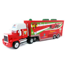 Disney Pixar Car Mack Francesco Bernoulli Truck Diecast Toy Car 1:55 Loose New