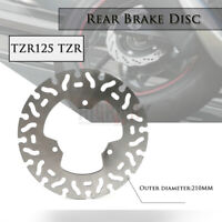 Motorcycle Rear Brake Disc Rotors For YAMAHA TZR125 TZM150 TZR250 FZR250 FZR400