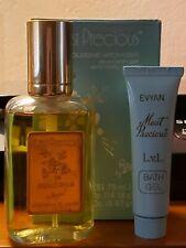 Most precious cologne&Bath Gel.With Box