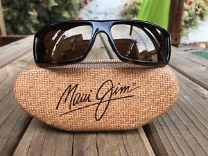 Maui Jim 'Kaimana' MJ204-15 Sunglasses w/HCL Bronze Lenses
