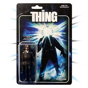 R. J. MacReady The Thing Custom Action Figure Valashard Toys N' Tapes