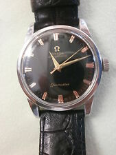 OMEGA SEAMASTER STEEL AUTOMATIC WATCH CAL.501