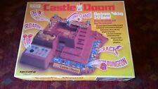 V-Tech Castle Of Doom Electronic 3D Board Game Vintage 1990 Unused Sealed Inside