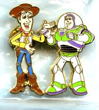 Walt Disney World - Cast Member - Buzz & Woody Merchandising Pin