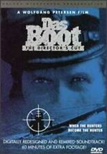 Das Boot: The Director's Cut by Wolfgang Petersen: New