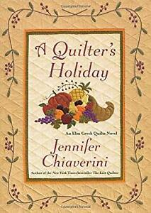 Quilter's Holiday Hardcover Jennifer Chiaverini