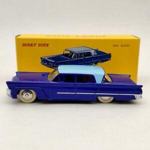 DeAgostini 1/43 Dinky Toys 532 24p Lincoln Premiere Blue Diecast Models Car