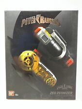 Legacy Zeo Zeonizer Morpher Power Rangers Bandai Diecast NEW Open Box