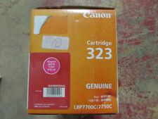 2642B003 Genuine Canon 323 Magenta Toner for the LBP7700C