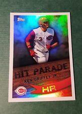 Ken Griffey Jr Cincinnati Reds Topps Hit Parade Insert HOF