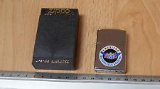 1997 AML American Motorcycle Leasing Zippo Lighter