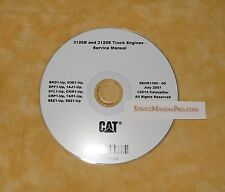 RENR1360 Caterpillar 3126B 3126E Truck Engine Factory Service Repair Shop Manual