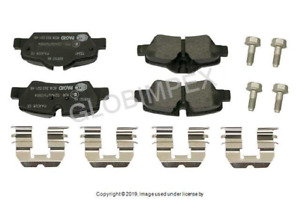 MINI Cooper (2014-2020) Brake Pad Set Rear HELLA PAGID + 1 YEAR WARRANTY