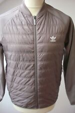 BNWT ADIDAS ORIGINALS SUPERSTAR QUILTED TRACK TOP JACKET TECEAR MEDIUM MEN COAT
