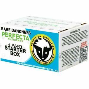 PERFECTA NUTRIENTS Rare Dankness 4 PART STARTER BOX