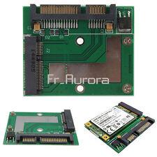 Mini Pcie mSATA SSD to 2.5'' SATA3 6.0 Gps Adapter Converter Card Module Board