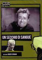 UN SECCHIO DI SANGUE  DVD HORROR nuovo sigillato