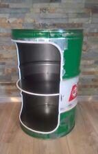 Oelfass Regal-Bar-Kleidung-Schuh-Nachttisch ...grün/weiß castrol 60L upcycling