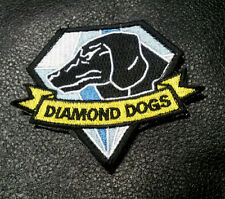 METAL GEAR SOLID DIAMOND DOGS HOOK TACTICAL PATCH