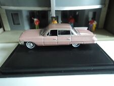 Oxford  1961  CADILLAC  SEDAN  DeVILLE  Topaz  1/87   HO  diecast car GM
