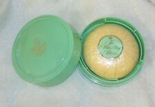 HELMSLEY PALACE Hotel NY Vintage Bar scented SOAP Souvenir Travel Plastic Case