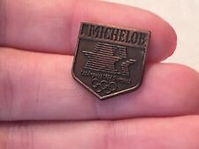 VINTAGE TIFFANY & CO~LOS ANGELES 1984 MICHELOB BEER OLYMPIC TIE TACK~LAPEL PIN
