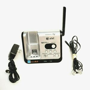 AT&T CL82309 Answering Machine Main Base System with AC Power Supply