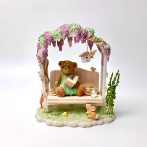 Cherished Teddies Genevieve Membears' Only Figurine  CT024
