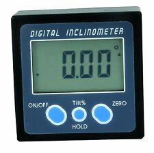 Meba Digital Magnetic Angle Gauge Cube/Protractor/Bevel Box/ Inclinometer