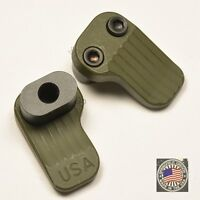 Extended Magazine Release Oversized Large Tactical Mag Button 5.56/223/.308 OD
