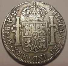 8 Reales, 1801. Spain. Espagne Colonial