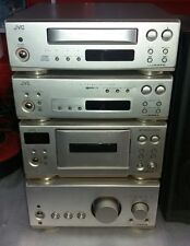 FANTASTICO EQUIPO HIFI JVC SUPER DIGIFINE ADVANCED SUPER A.