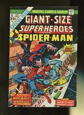 Giant-Size Super-Heroes 1 FN 5.5 *1 Book* Marvel Spider-Man! Super-Hero! 1974
