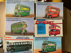 6 X 1/76 BUS KITS BY KEIL KRAFT/TOWER MODELS: LONDON COUNTRY GREENLINE RT COACH