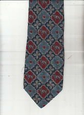 Moschino-Authentic-100% Silk Tie-Made In Italy-Mo9- Men's Tie