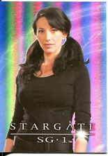 Stargate SG1 Season 9 Cast Posters Chase Card CP7