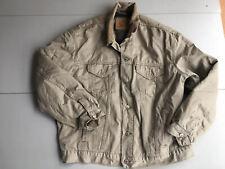 Levi's Trucker Jacket 90's Taille XL Blanket Lining
