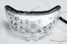 YAMAHA FZ1 FZ 1000 Fazer 2006-2010 LED Rear Taillight Brake Turn Signal Clear