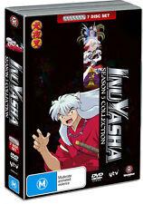 Inu Yasha : Season 5 (DVD, 2008, 7-Disc Set) - Region 4