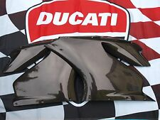 Panigale 1199 899 Verkleidung rechts UND links fairing right AND left CARBON NEW