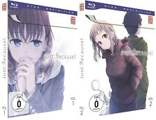 Just Because! - Vol.1-2 - Episoden 1-12 - Blu-Ray - NEU