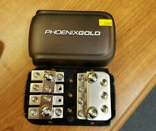 Phoenix gold distribution block