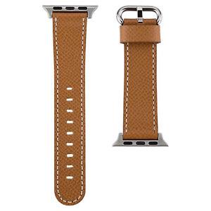 Arktis PILOT'S FAVOURITE Armband Leder Apple Watch Series: 7 6 SE 5 4 3 2 1
