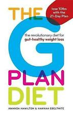 The G Plan Diet by A Hamilton & H Ebelthite BRAND NEW BOOK (Paperback 2017)