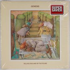 GENESIS: Selling England by the Pound Atlantic SD 19277 Prog Rock SHRINK LP NM