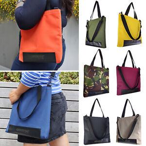 Work Tote Bag Shopper Water-Resistant & Shoulder Strap 34x 34cm Goodstart Jones