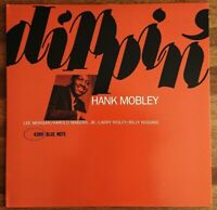 HANK MOBLEY Dippin' LP BLUE NOTE 4209 Jazz  Lee Morgan New York Record 33rpm