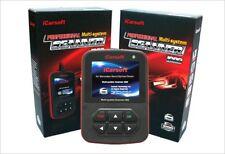 iCarsoft i980 OBD2 Diagnosegerät für Mercedes-Benz/Smart Motor ABS Getriebe uvm