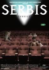 SERBIS Movie POSTER 27x40 C Gina Pare o Dan Alvaro Mercedes Cabral Julio Diaz